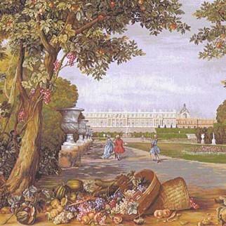 Elegant Decor Versailles Promenade