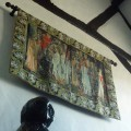 William Morris Holy Grail Tapestry