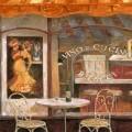 Italian Cafe Tapestry
