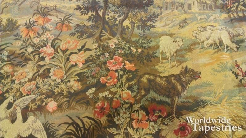 Spring Summer tapestry
