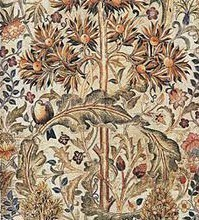 Victorian Tapestry William Morris