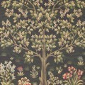 William Morris Tree Of Life Black