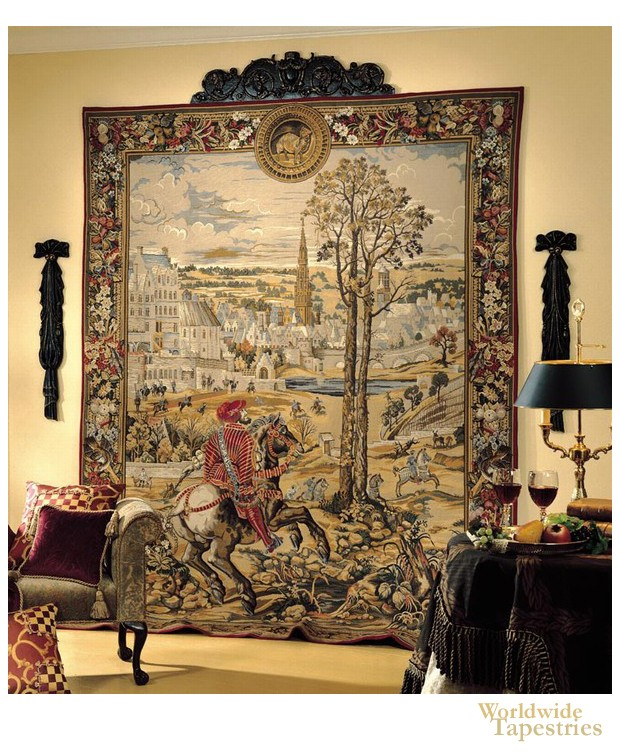 Maximilien Tapestry image