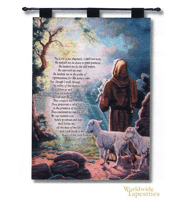 Decorate With Christian Wall Hangings Amp Tapestries