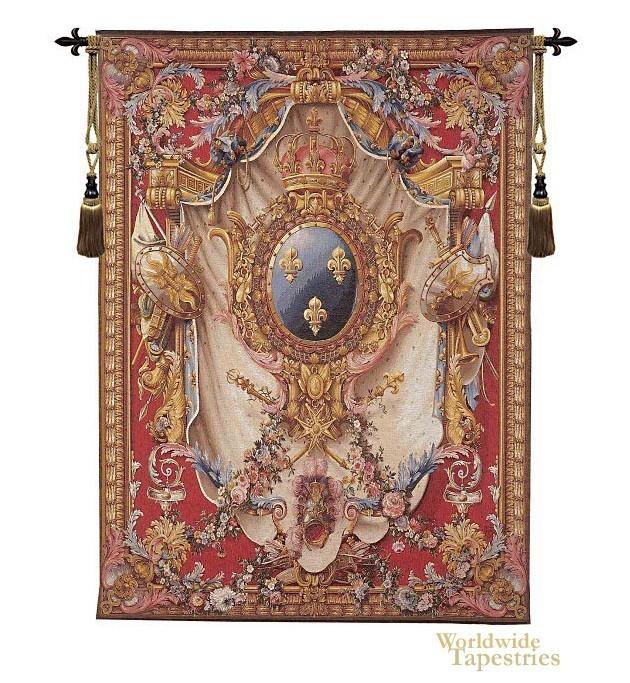 Gobelins Tapestry Grand Armoiries image