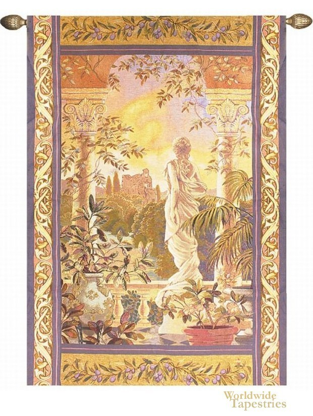 Belladonna Art Wall Tapestries Worldwide Tapestries