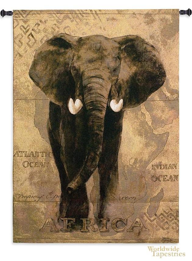African Voyage I - Elephant