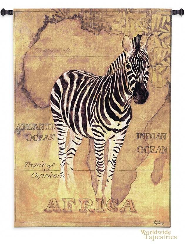 African Voyage II - Zebra