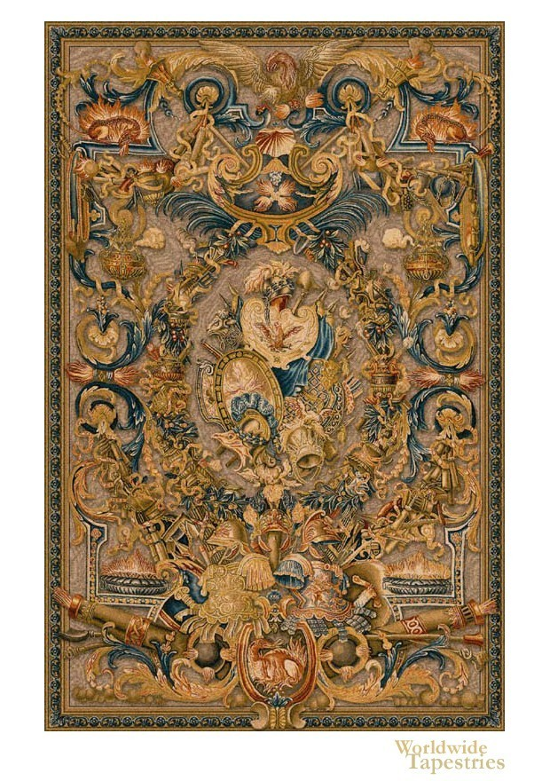 Le Feu :: Wall art tapestries :: Worldwide Tapestries