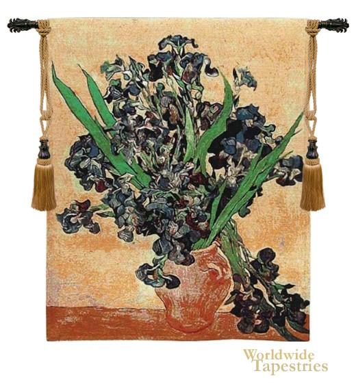 Van Gogh Iris Gold