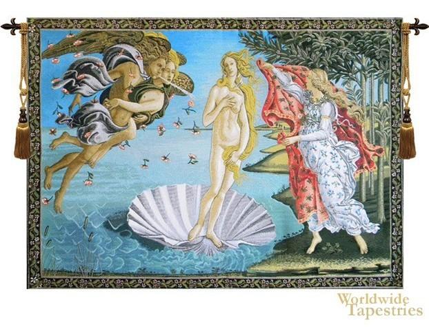 Birth of Venus II - Boticelli