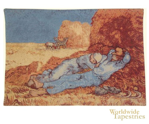 Repose of the Farmer - Van Gogh