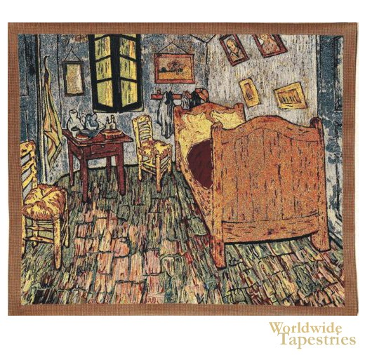 The Bedroom - Van Gogh