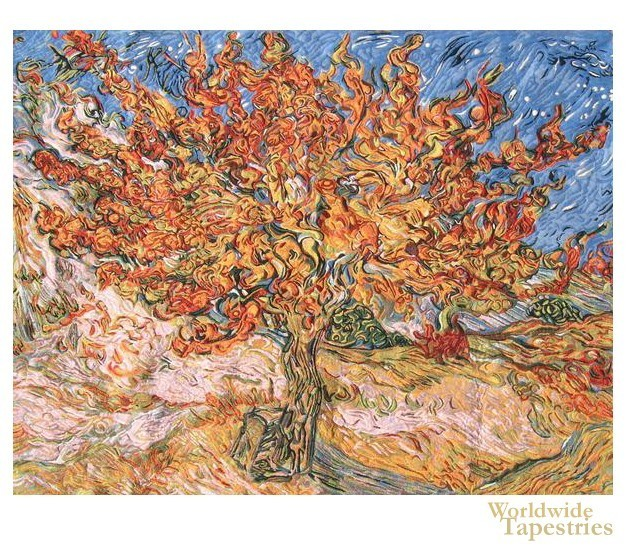 The Mulberry Tree II - Van Gogh
