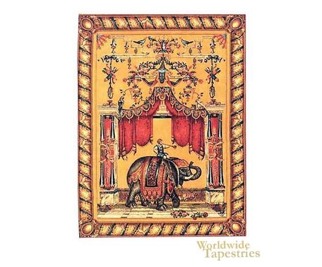 Grotesque Elephant