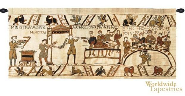 Bayeux Banquet Detail