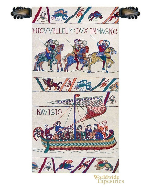 Bayeux William Navigio II