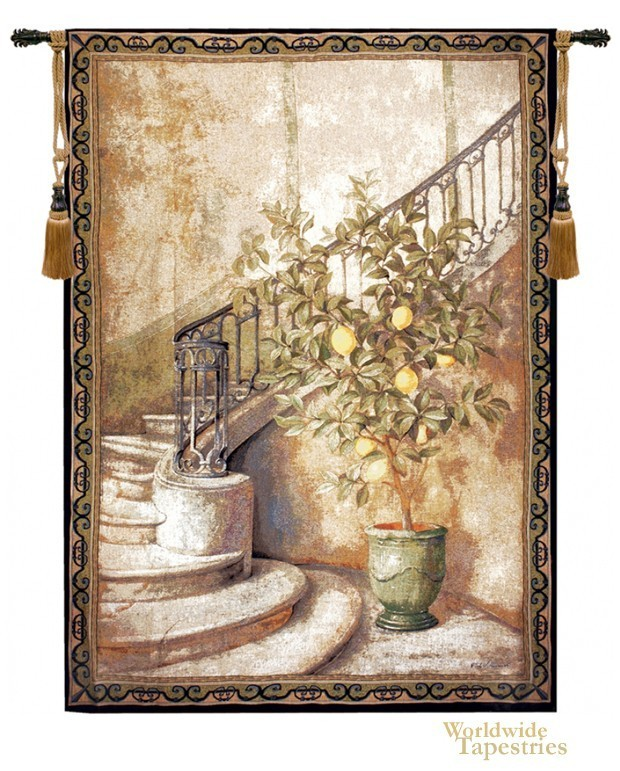 Lemon Stairwell