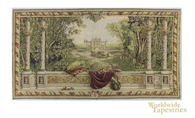 Verdure au Chateau
