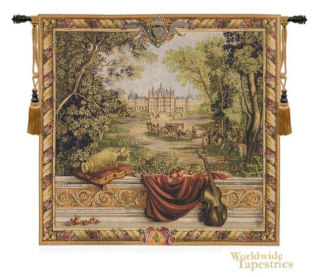 Verdure au Chateau - Detail