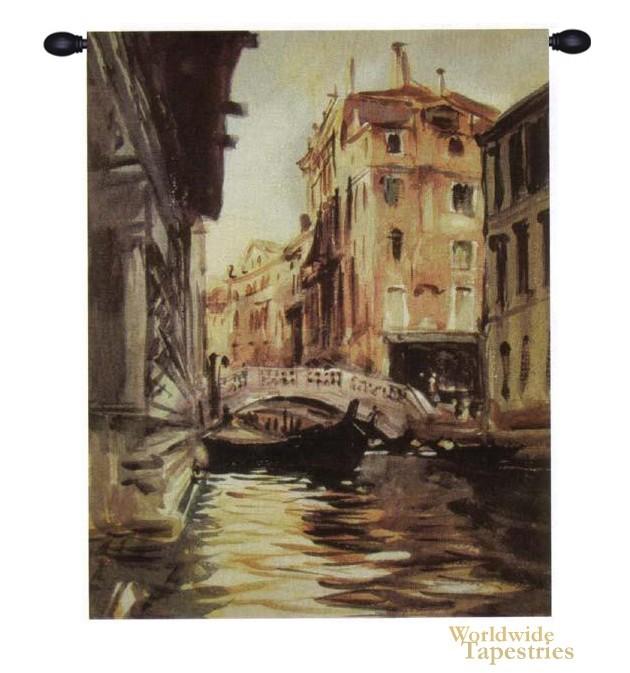 Italian River View