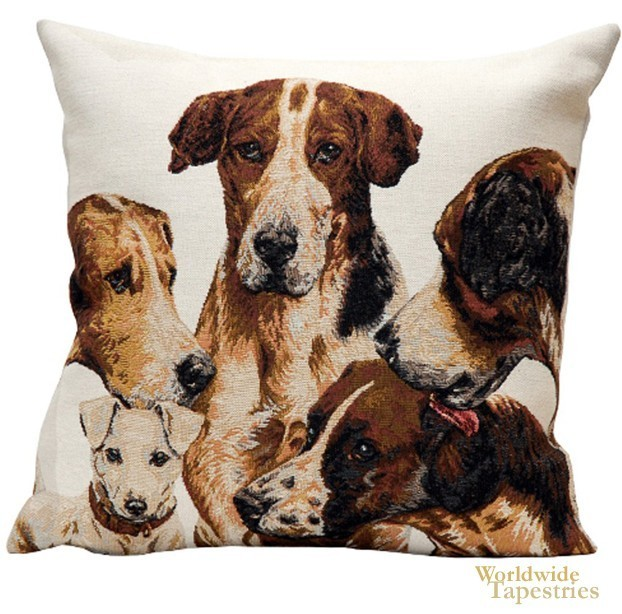 La Meute Cushion Cover