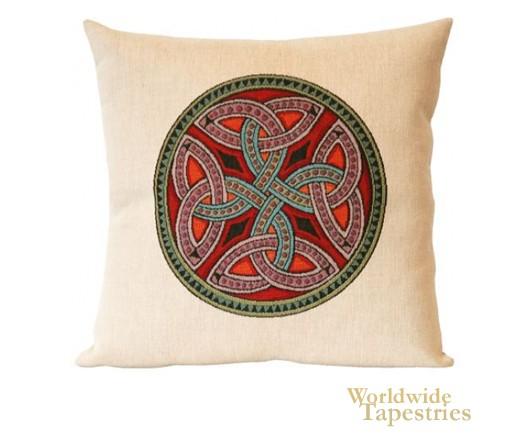 Trinite Celtic Cushion Cover