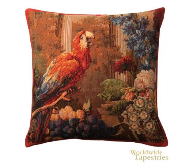 Perroquet Cushion Cover