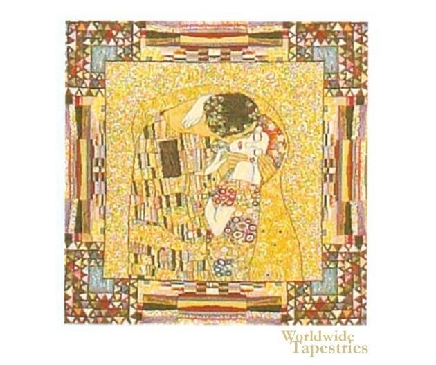 The Kiss I - Klimt Cushion Cover
