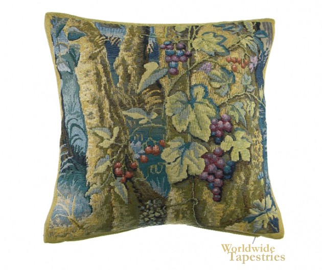 Wawel Timberland Grapes Cushion Cover