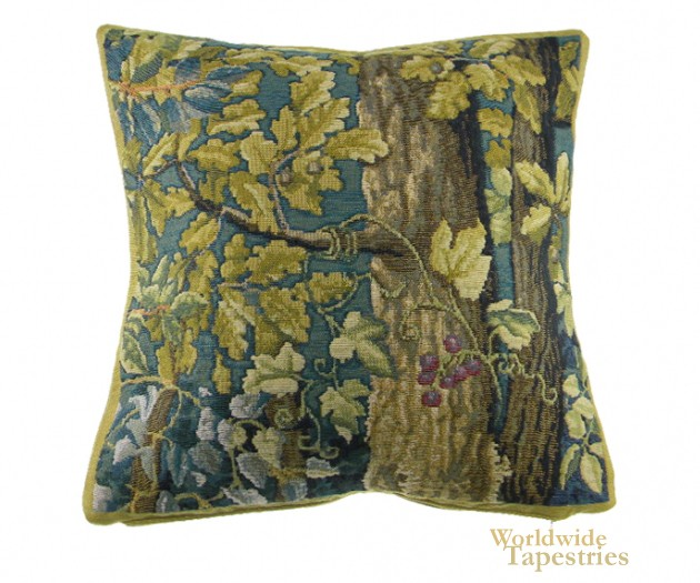 Wawel Timberland Leaves Cushion Cover