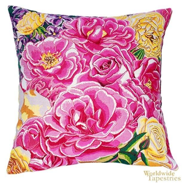 Roseraie Cushion Cover
