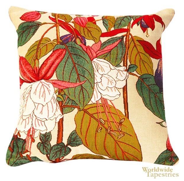 Fuchsia Cushion Cover
