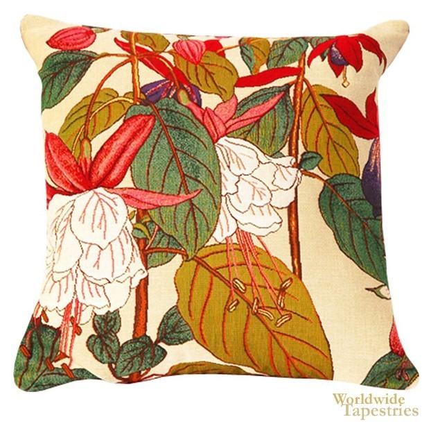Fuchsia Cushion Cover