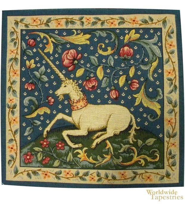 The Unicorn Cushion Cover