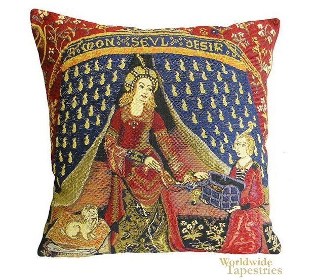 My Only Desire Cushion Cover