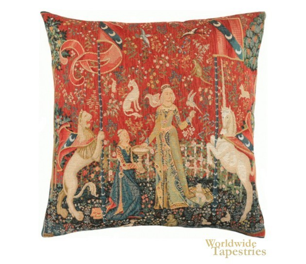 Unicorn The Taste Cushion Cover
