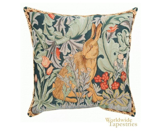 Rabbit II Cushion Cover