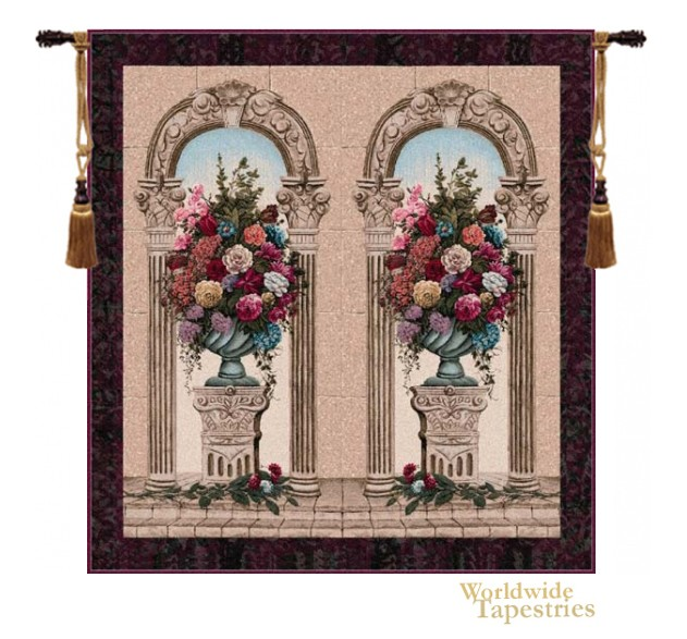 Floral Arch Duo