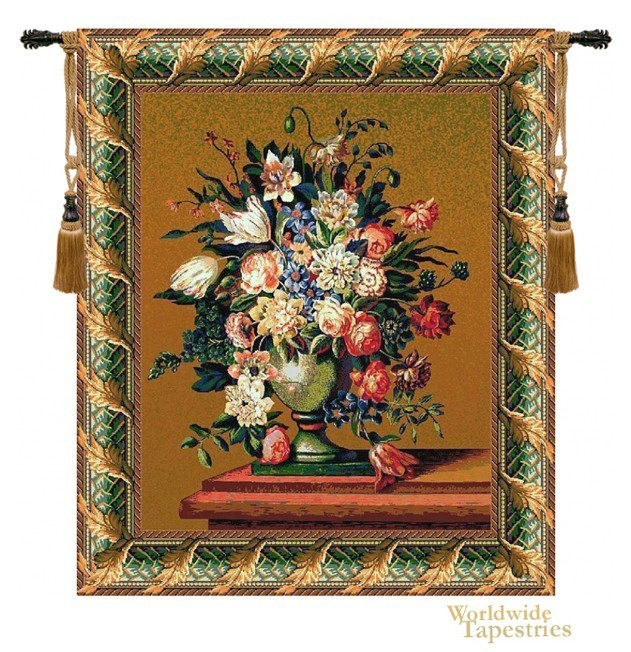 Breughel's Vase - Green