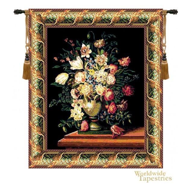 Breughel's Vase - Black