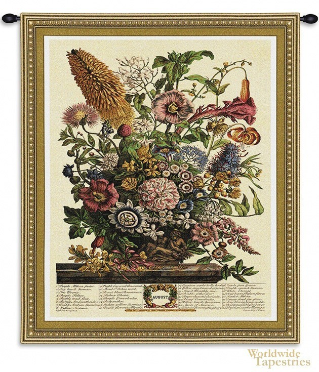 August Botanical