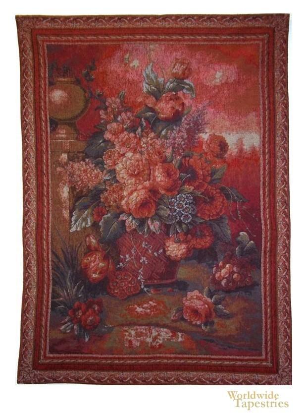 Generous Blooms - Red