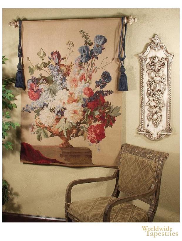 Salient Blooms - Beige