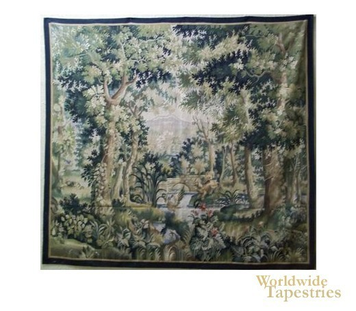Handwoven Wooded Vale