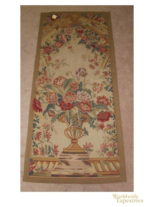 Handwoven Floral Arch
