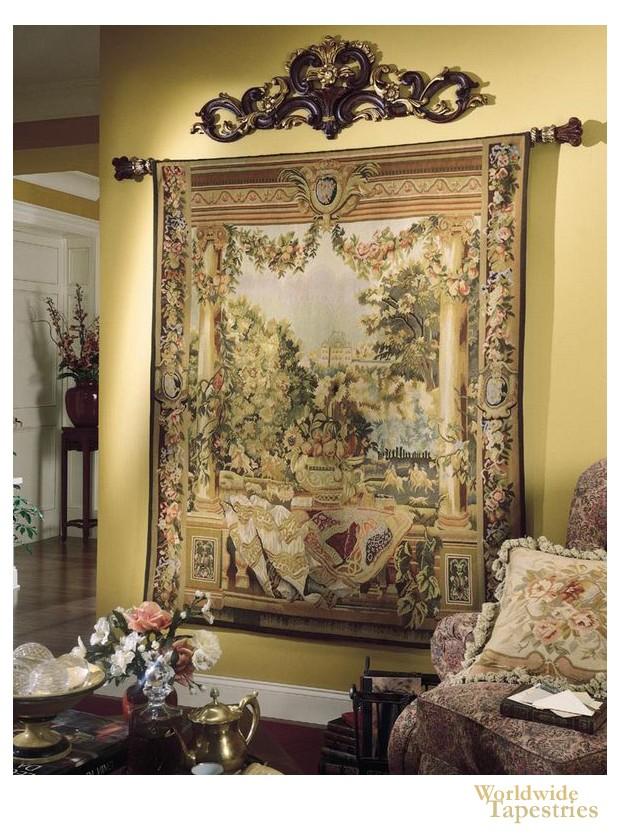 Handwoven Versailles
