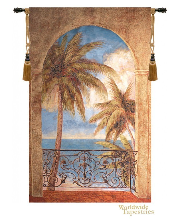 Palm Archway