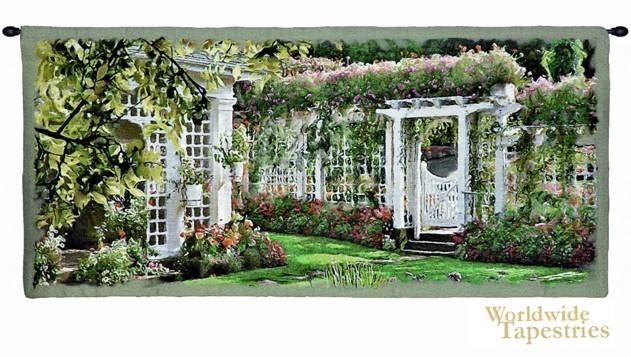 Jardin - detail