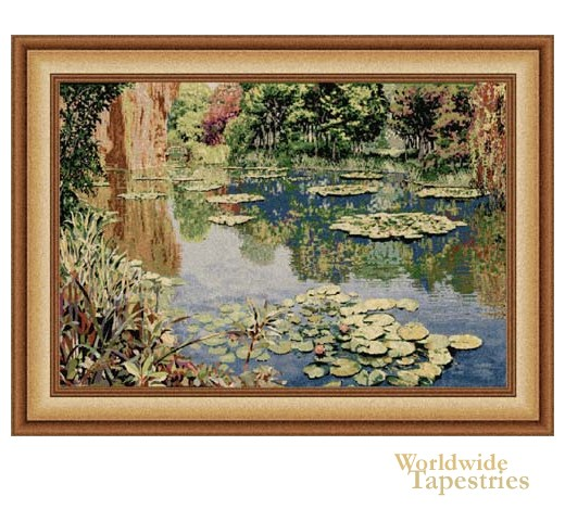 Lake Giverny (with Border)